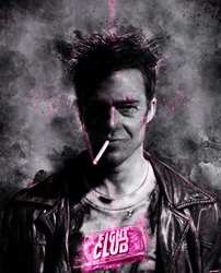 Who is Tyler Durden? by p1xer