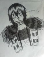 Laughing Jack by 2pBecky