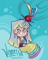 Vanessa 'Kim' Vanadium by VanadiumValor
