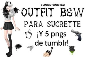Outfit BW by School-shooter by School-shooter