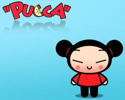 Pucca Wallpaper by furiousfelinefuries