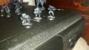 Tau Snipers by Mabbz