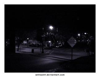 Lonely Avenue by antisaint