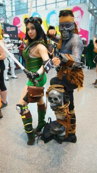 Orchid and Shadow Jago by miss-gidget