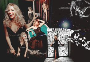kate hudson by misspainiac