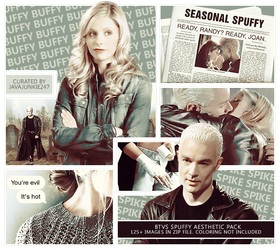 Spuffy Aesthetic Pack by JJ-247