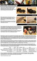 Cosplay Tutorial Page 3: Foam Bending Finishing by HoiHoiSan