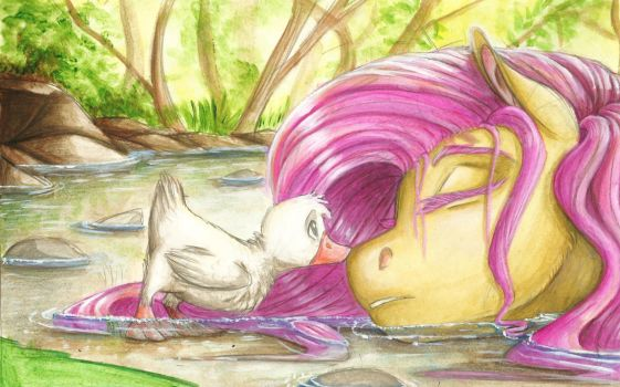 Summertime Nap by Earthsong9405