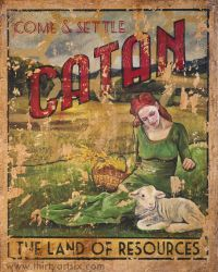 Settle Catan by hever