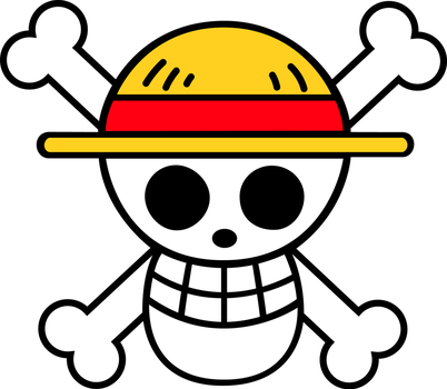Luffy's Flag by zerocustom1989