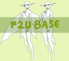 F2U Fairy/Elf base by peterpeckerhead