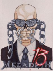 Vic Rattlehead by The-fishy-one