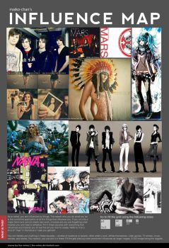 influence map by maiko-chan