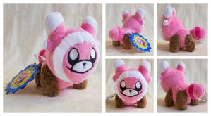 Stufful mock!Pokedoll