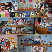 Updated Sonic Collection 1st december by 7marichan7
