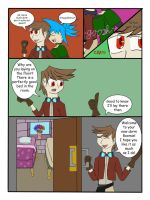My Life as a blue haired sorceress page 29 by epic-agent-63
