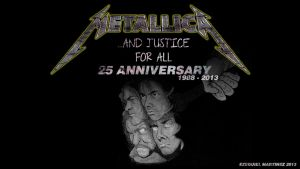 ...And Justice For All - 25 Anniversary (Hammer) by emfotografia