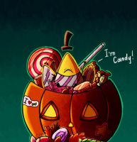 GF- I'm candy by AlinaCat923