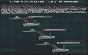 USS Enterprise initial upgrades tech readout [New] by unusualsuspex