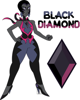 Surprise Custom- Black Diamond by XombieJunky