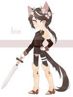 Fleuvelier Auction 23 [CLOSED] by Xianta-chan