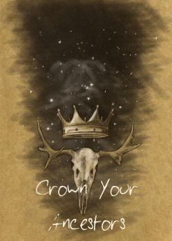 Crown Your Ancestors by Takaitenchi