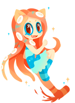 Comm - Octo by Aer0Hail