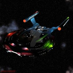 To Boldly Go... by Jadeonar