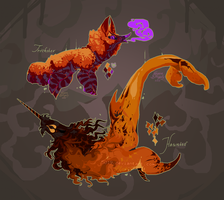 [AUCTION] Hellaweenie adopts -CLOSED by 5019