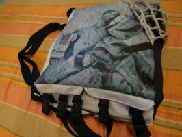 the bag with print 2 by GalinaCh