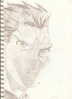 Day 19-2: Archer (Fate/Stay Night) by cycoclash25