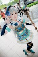 Sword Art Online Lost Song - Seven by Xeno-Photography