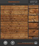 Wood Pattern 15.0 by Sed-rah-Stock