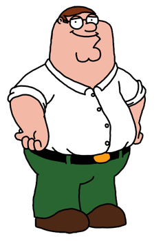 Peter Griffin by Pichu8boy2Arts