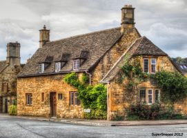 Quaint cottage by supersnappz16