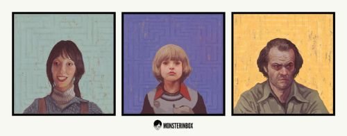 The Shining Triptych by juhoham