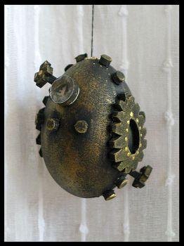 Steampunk Easteregg by Indirie