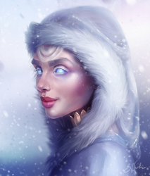 Ice by SandraWinther