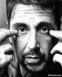Al Pacino by Doctor-Pencil