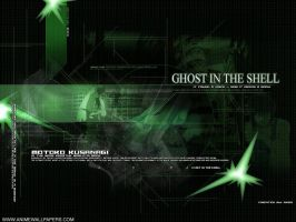 Ghost In The Shell by LordOfrings