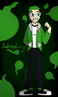 Jacksepticeye, WOO! by FictiveFeline
