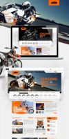 KTM Australia / New Zealand by touchdesign