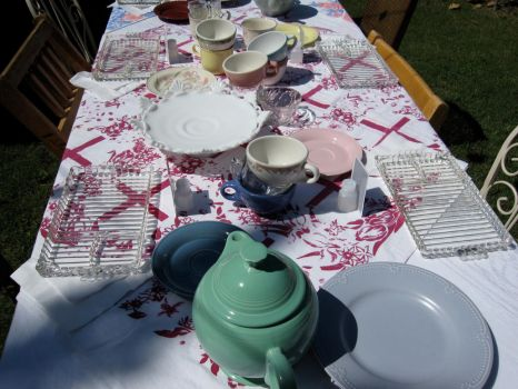 Tea Party 14 by Trisa-Sxy-Stock