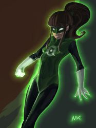 George Parley, Green Lantern by MK01