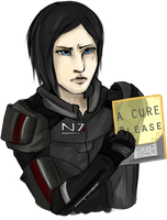 ME2: A cure by Kasu-kan