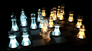 Chess by Go-Meh-Yourself