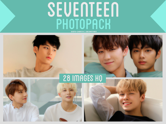 PHOTOPACK: SEVENTEEN (Project Chapter.1 Alone) #2 by Hallyumi