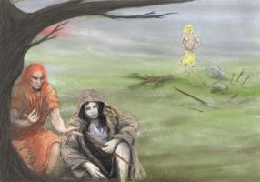 Told by the Northmen: Balder's Game by popicok