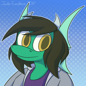I can draw decently by Jade-Everstone