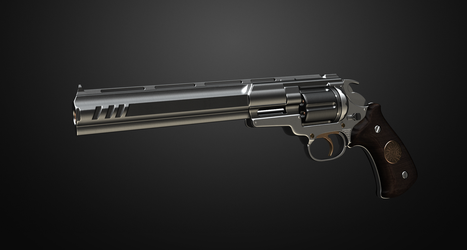 Revolver by Cleitus2012
